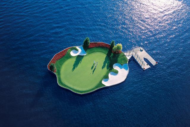thau golf